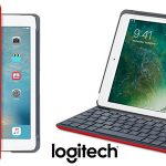 Funda con teclado Logitech Canvas para iPad (2017)