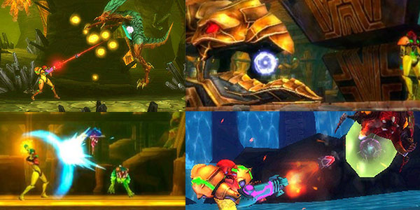 Metroid Samus Returns pa Nintendo 3DS rebajado