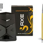 Pack Axe Gold Temptation rebajado