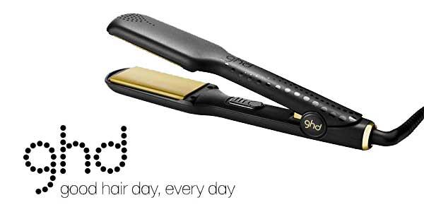 Plancha para el pelo ghd V Gold Max Styler chollazo en Amazon
