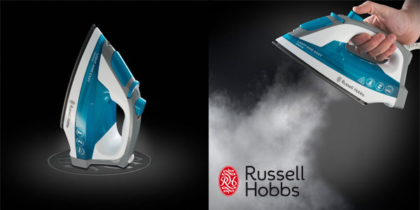 Plancha vapor Russell Hobbs 23590-56 Supreme Steam Light & Easy chollo en Amazon