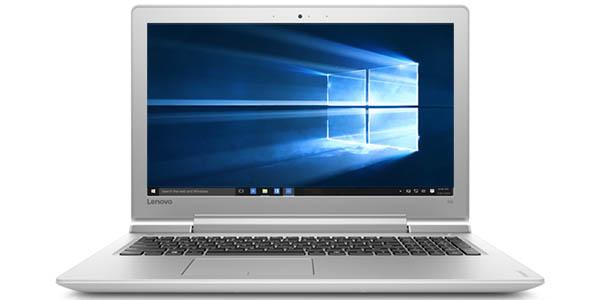 """Portátil Lenovo Ideapad 700-15ISK de 15.6"""" Full HD"""