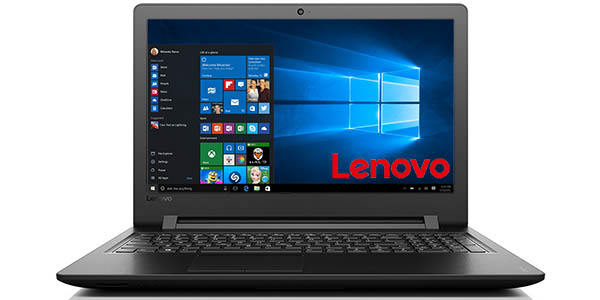 Portátil Lenovo Ideapad 110-15ISK de 15,6″ i3-6100U