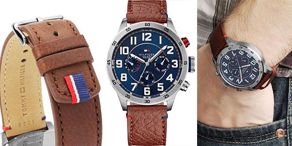 aa57eb164fe6 Chollo Reloj Tommy Hilfiger Trent 1791066 para hombre por sólo 117 ...