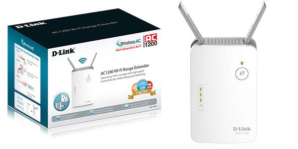 Repetidor WiFi D-Link DAP-1620 AC1200
