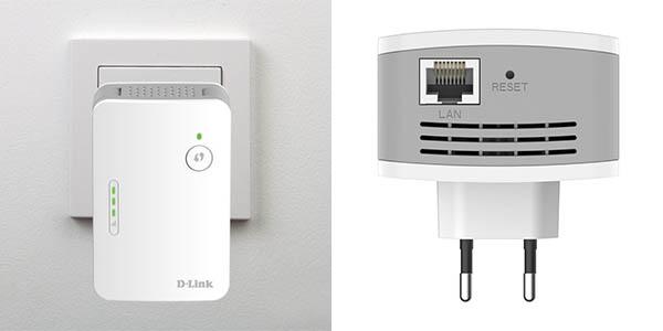 Repetidor WiFi D-Link DAP-1620 AC1200 barato