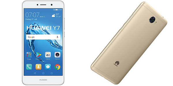 Smartphone Huawei Y7 en eBay