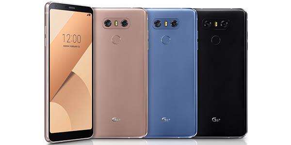 Smartphone LG G6+