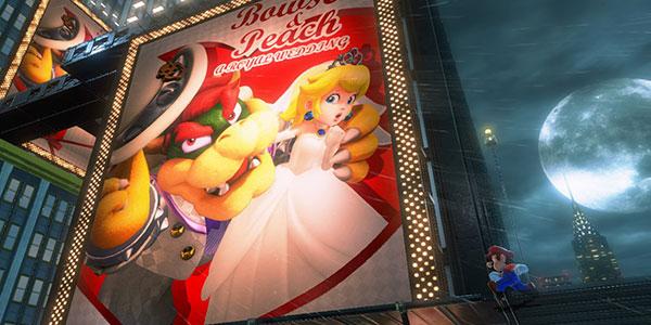 Pack Switch y Super Mario Odyssey con funda y mandos rojos rebajado