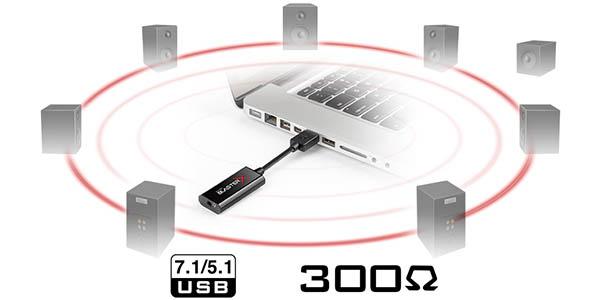 Creative Sound BlasterX G1 por USB