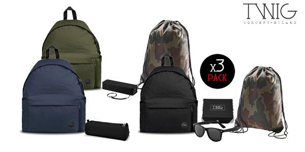 Twig School Pack Essential chollo en Amazon