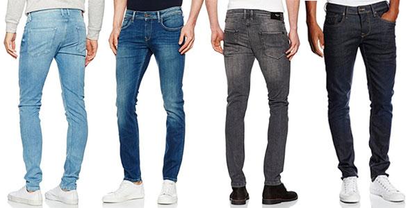 cfd91394048 Chollazo Vaqueros Pepe Jeans Finsbury para hombre por sólo 38€ con ...