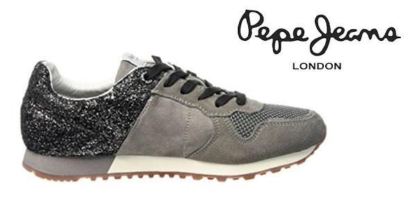 Zapatillas Pepe jeans Verona W Break G para mujer en Amazon