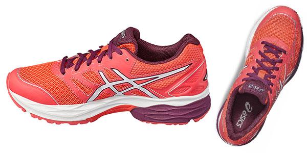 zapatillas running asics baratas mujer