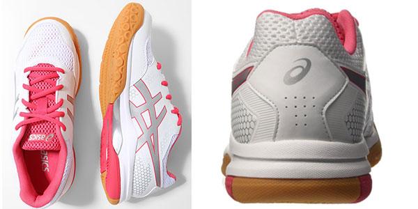 Zapatillas de voleibol Asics Gel-Rocket 8 para mujer baratas