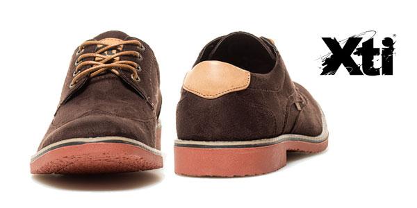 Zapatos Xti para hombre HXFYBV