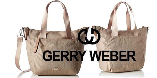 Bolso shopper Gerry Weber Sunshine para mujer chollo en Amazon