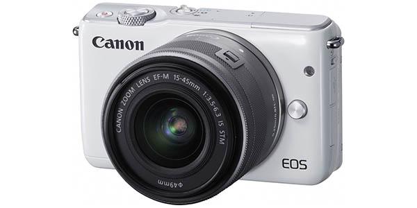 Cámara CSC Canon EOS M3 + objetivo EF-S 15-45 STM en eBay