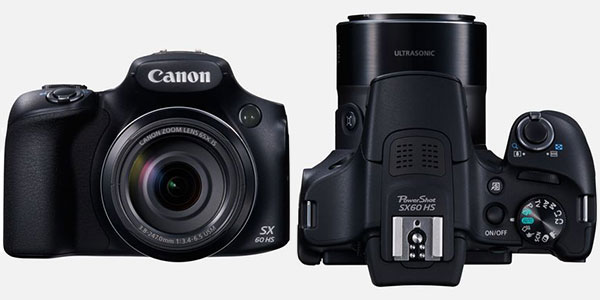 Cámara Canon PowerShot SX60 HS barata