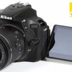 Nikon D5600 + AF-P DX Nikkor 18-55mm