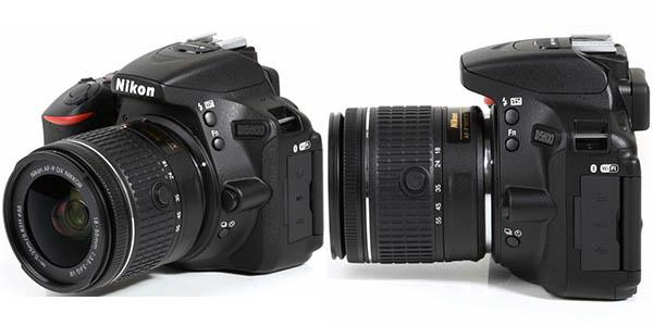 Cámara réflex Nikon D5600 en eBay