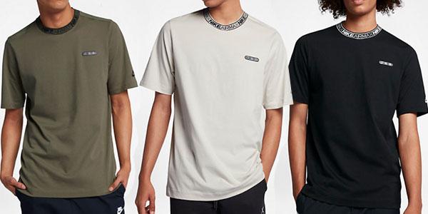 e4236d72f7a0f Chollo Camiseta Nike Sportswear Air Max en 3 colores para hombre por ...