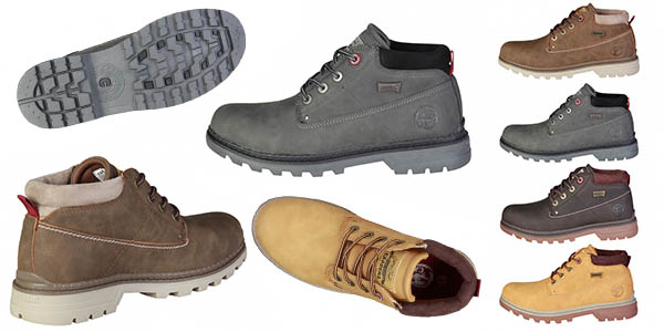 Carrera Jeans botas Chukka para hombre baratas