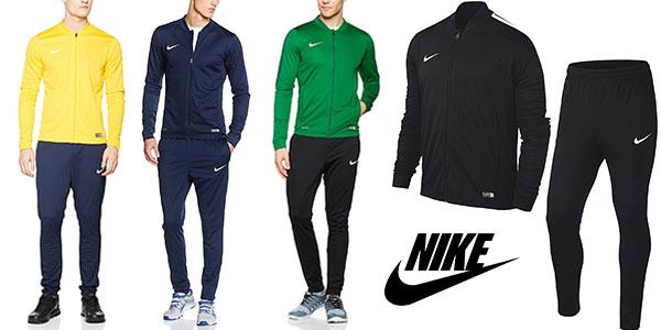 Chándal Nike Academy 16 Knit Tracksuit 2 en varios colores para hombre al mejor precio