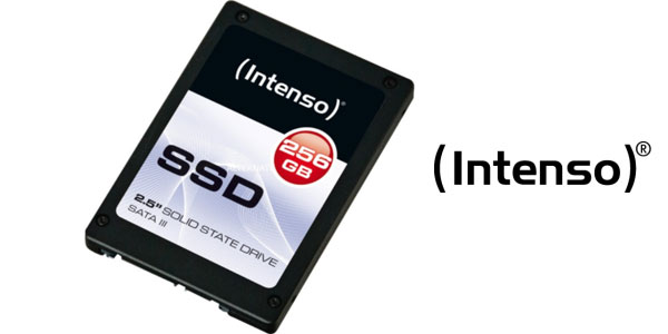 Disco SSD Intenso HD11270352 de 256 GB barato