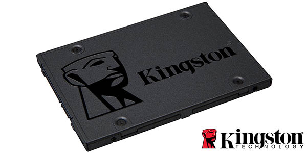 Disco SSD Kingston SSDNOW A400 480 GB