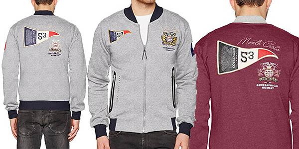 Geographical Norway Gapardo jersey con cremallera para hombre barato