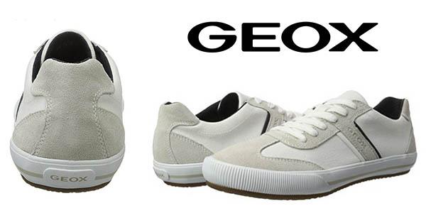Geox U Dart R zapatillas casual para hombre baratas