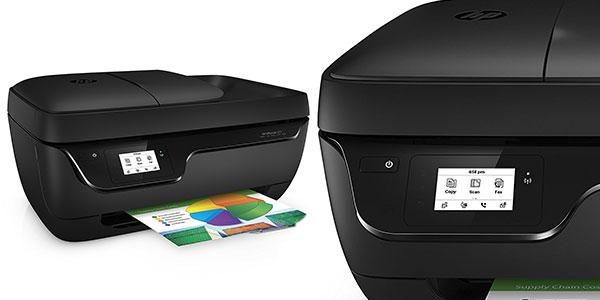 Impresora multifunción HP OfficeJet 3831 Wi-Fi al mejor precio