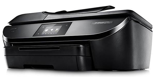 HP OfficeJet 5740 e-AiO con impresora, escáner y fotocopiadora