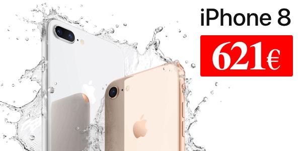 Apple iPhone 8 libre barato