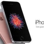 iPhone SE barato