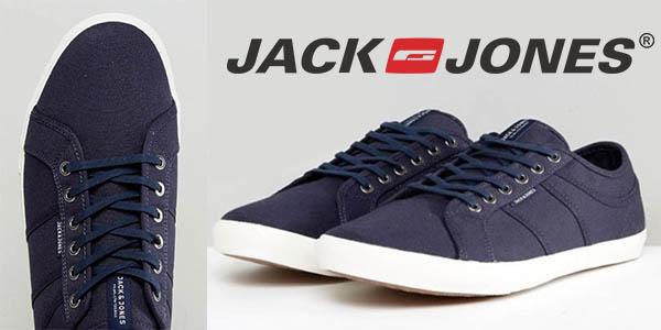Jack & Jones Ross zapatillas de diseño casual para hombre baratas