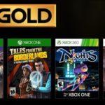 Juegos con gold noviembre 2017