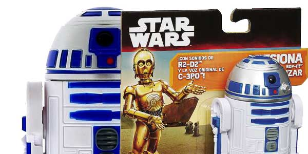 R2-D2 Star Wars Bop It! de Hasbro chollazo en eBay