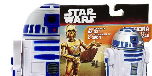 R2-D2 Star Wars Bop It! de Hasbro chollazo en eBay