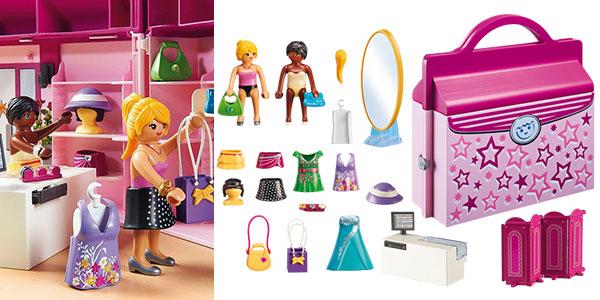 Maletín Playmobil Fashion Girls al mejor precio