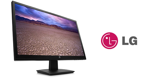 Monitor HP 27o Full HD 1ms negro rebajado
