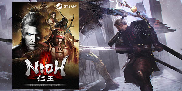 Nioh: Complete Edition para PC Steam