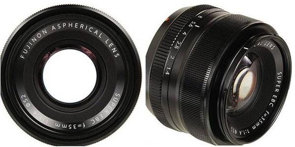 Objetivo Fujifilm Fujinon XF 35mm F1,4 al mejor precio