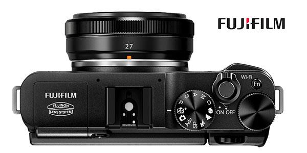 Objetivo Fujinon XF 27mm F2.8 Fujifilm al mejor precio
