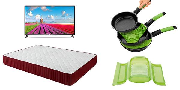 ofertas para el hogar primeras marcas en Amazon