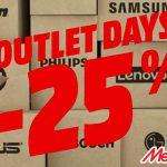 Catálogo Media Markt Outlet Days