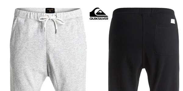 Pantalones de chándal Quiksilver Everyday Fonic para hombre baratos en eBay