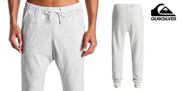 Pantalones de chándal Quiksilver Everyday Fonic para hombre chollo en eBay