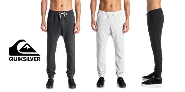 Pantalones de chándal Quiksilver Everyday Fonic para hombre chollazo en eBay fe08faa7ebe1